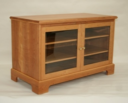 Custom Made Audio Cabinet