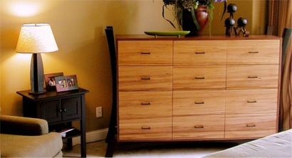 Bedroom Furniture Custom Made By Rj Fine Woodworking