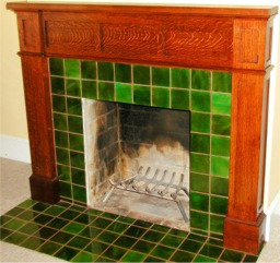 Fireplace mantle custom made  by RJ Fine Woodworking