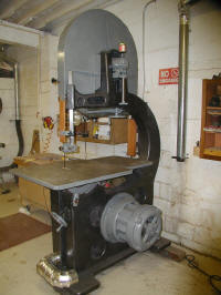 "36"" american brand bandsaw"