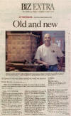 custom furniture article in the commercial appeal