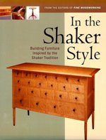 Shaker furniture Style